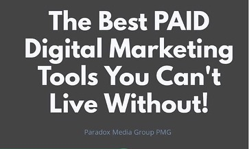 Check out our latest blog post about the best PAID SEO tools you can use for your website! Link in the bio!  And don't forget to get our FREE download of our 16 best FREE SEO and digital marketing tools! . . . . #paradoxmediagroup #pmg #socialmediamarketing #mediaagency #chicagomarketing #chicagolandmediagency #losangelesdigitalmarketing #seotools #digitalmarketingtools #seoranking #rankmysite #websiteranking #socialmediamarketing #socialmediaagency
