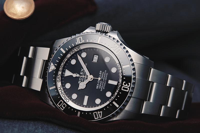 ROLEX-Sea-Dweller Deepsea - Rolex Sea-Dweller Deepsea