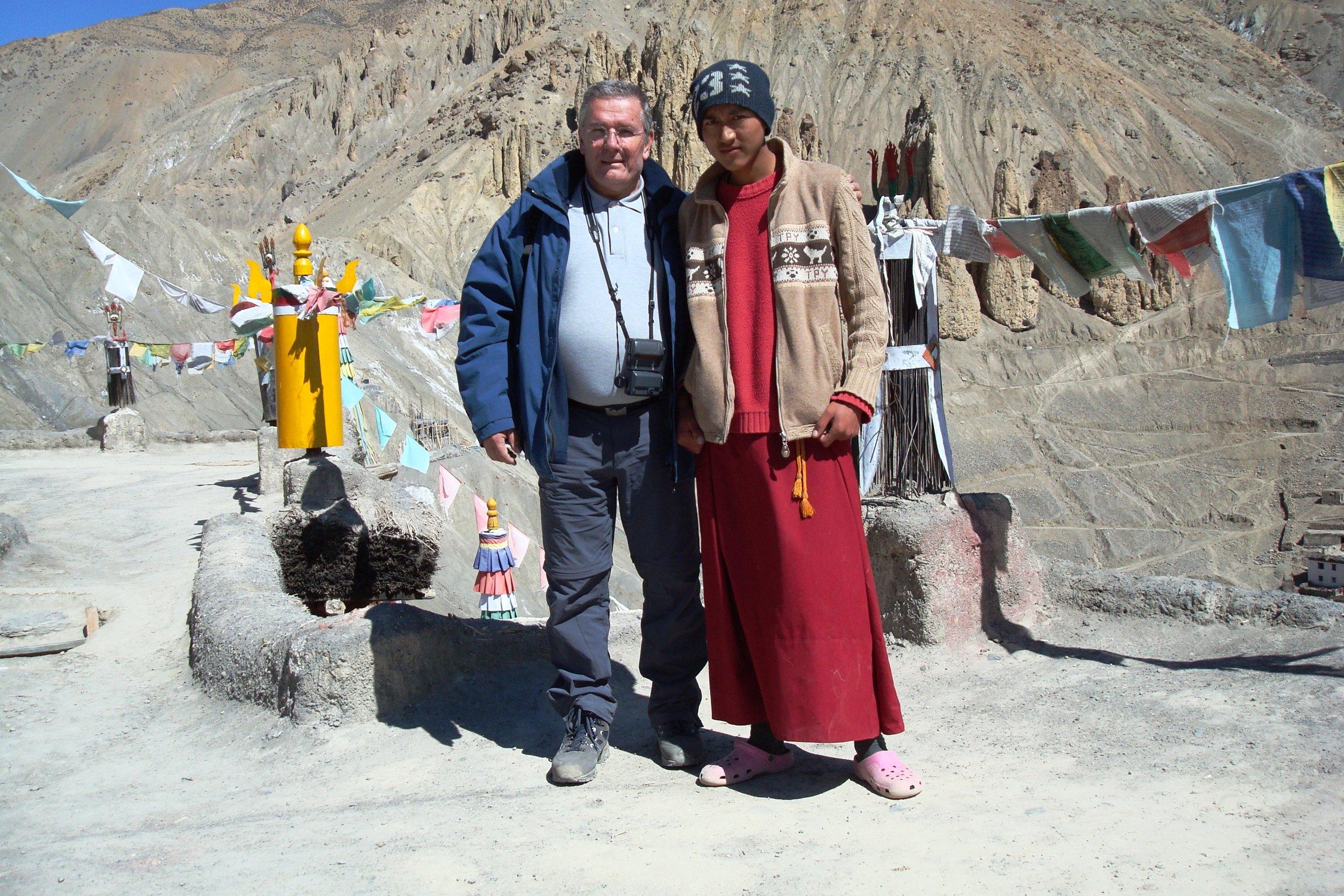 Himalaya trail, 1951 km trailrunnung