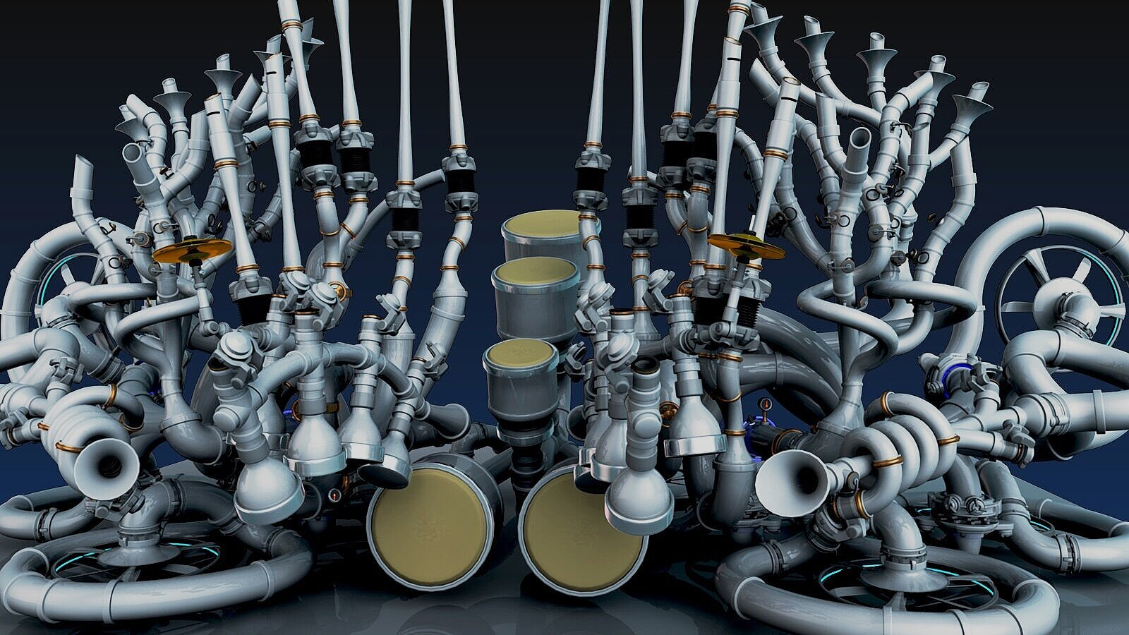 Pipes and Drums (export test)