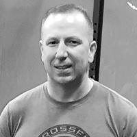 Aaron Conklin - CROSSFIT CF-L1, CF-L2, CF Gymnastics, CF Aerobic Capacity Precision Nutrition Level 1 CPR/AED (OWNER/HEAD TRAINER)