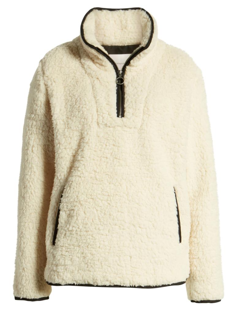 Wubby Fleece Pullover || $49