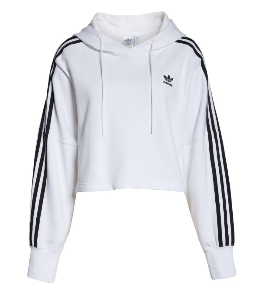 Adidas Originals Crop Hoodie || 44.90