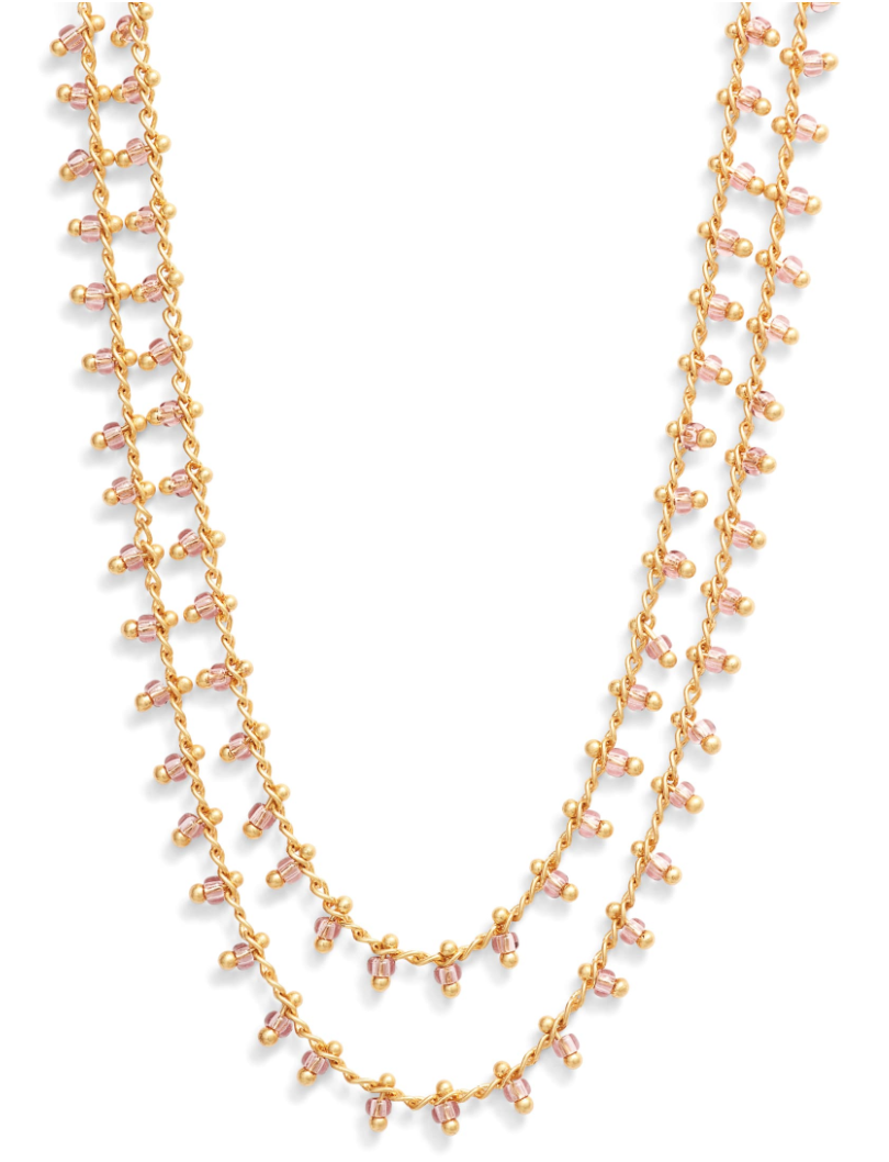 Beadlink Choker Necklace || $22.90
