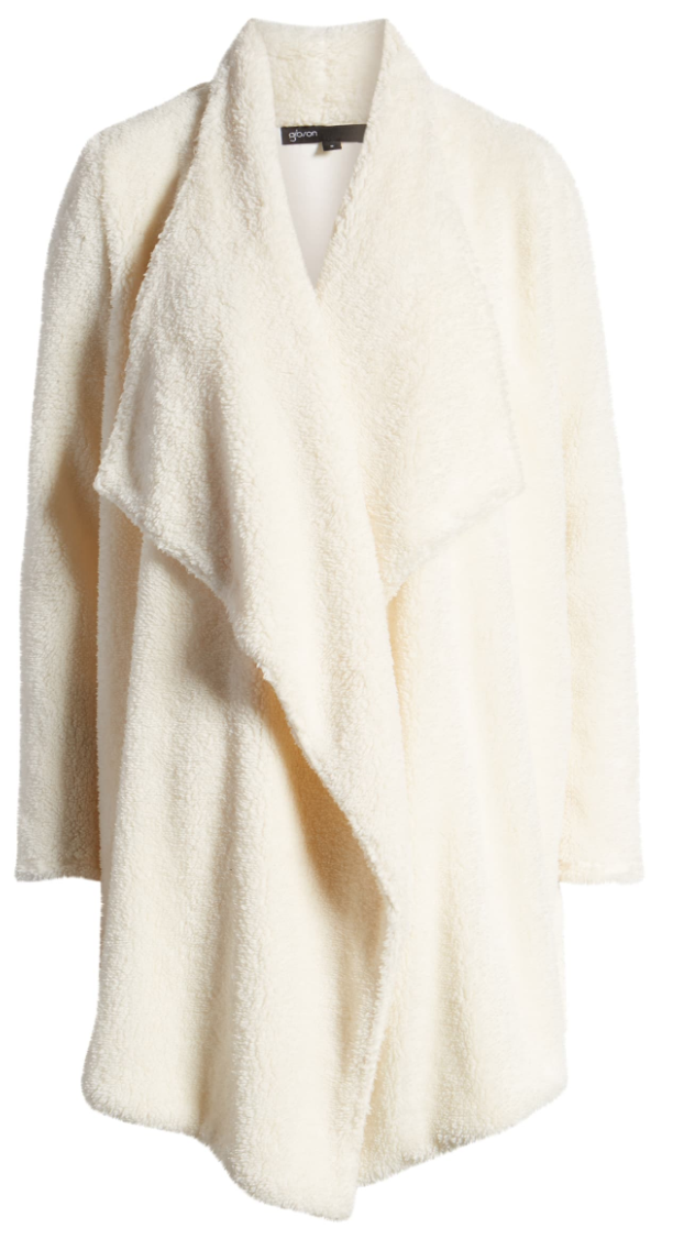 Teddy Bear Faux Fur Jacket || $58.90