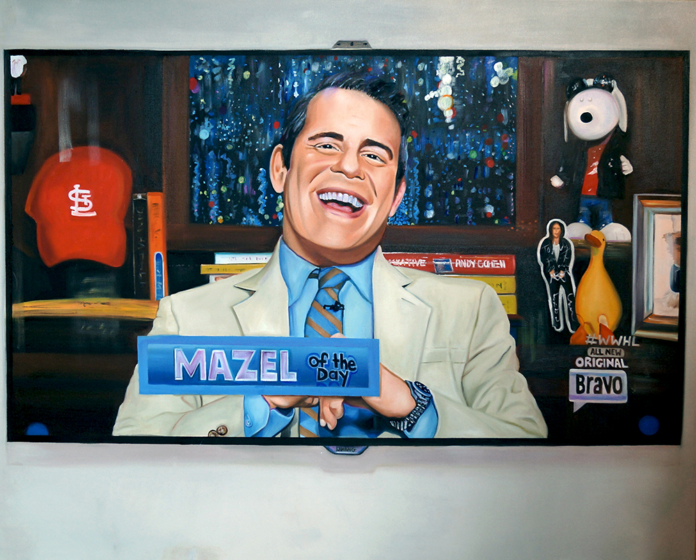 Andy Cohen (Mazel of the Day)
