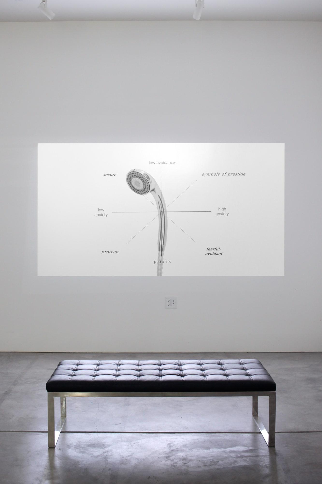 Installation View: John Boyle-Singfield, episode #4, minute 9