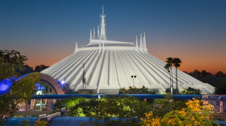 The people at Space Mountain can't say the same 😢