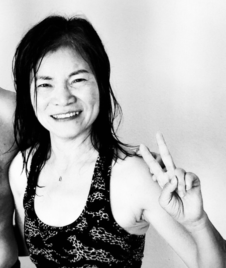 Daisy Chan – Teacher - Yoga is to connect your body and mind.When I started practicing Bikram, I fell in love and I was hooked...though not from my very first class It helped my frequent headaches and back issues from a car accident. It even helped my blood pressure — my doctor was impressed and took me off medication.In Fall 2016 I attended Bikram Teacher Training to pursue my dream of teaching yoga to others. I truly believe that Bikram yoga is the best exercise for your mind and body.There is an old Chinese saying,