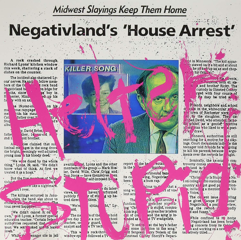 HELTER STUPID - 1989