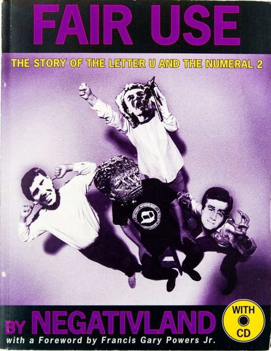 DEAD DOG RECORDS (as part of the Fair Use book) - 1995