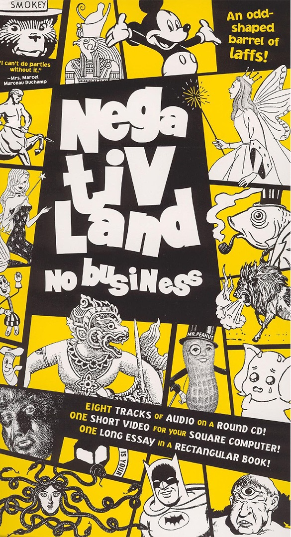 NO BUSINESS (book and CD) - 2005