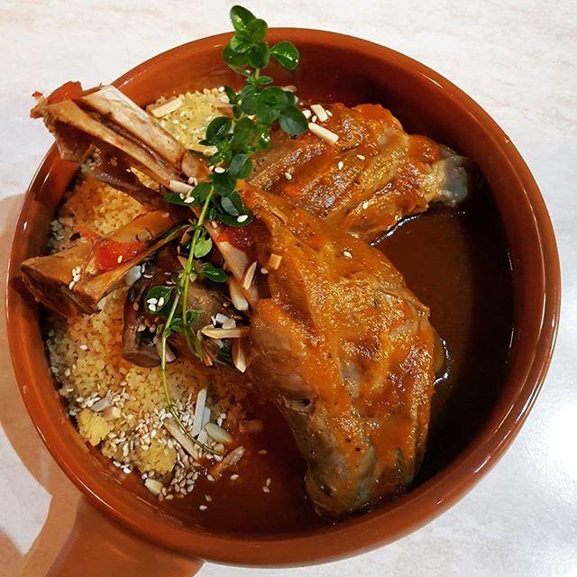 Tasty lamb shanks keeping our diners warm despite the cool nights. Come in and enjoy. . . . #mediterraneandiet #mediterraneanfood #lamb #hamilton #waikato #restuarant