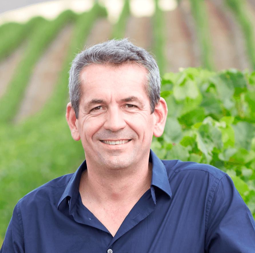 Patrick Materman, Global Winemaker for Pernod Ricard Winemakers