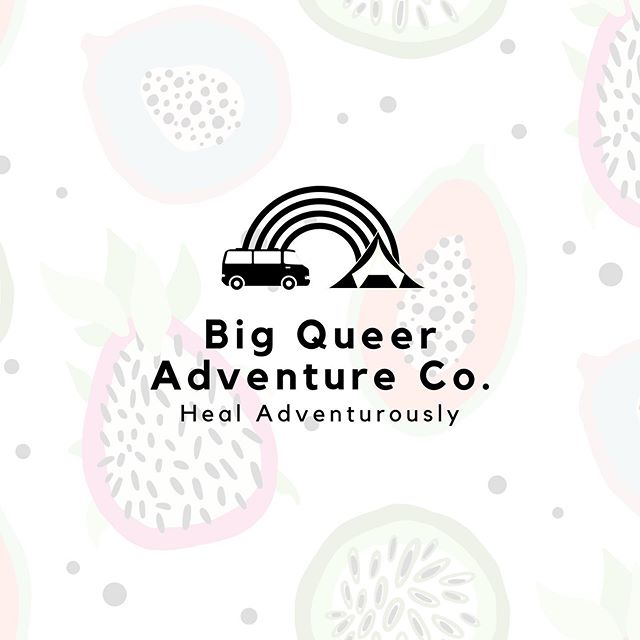 Tomorrow night I'm pitching my idea for my biggest project ever Big Queer Adventure Co., a company dedicated to creating spaces, experiences, and opportunities for queer people to discover deep inner healing, find authentic chosen family, and wholistic connection to their abundant life. . I'm excited because regardless of whether I win the cash or a prize or even an honorable mention, this is an idea that's been growing with me for so long. So even if I walk away with a GOOD JOB, this shit is still gonna happen. So be sure to stay tuned. . Also, if you're in the ATL area, please come watch my pitch and the amazing pitches from my fellow cohort members. It's gonna be a truly special night. . Love u. ❤️🌈✌🏽
