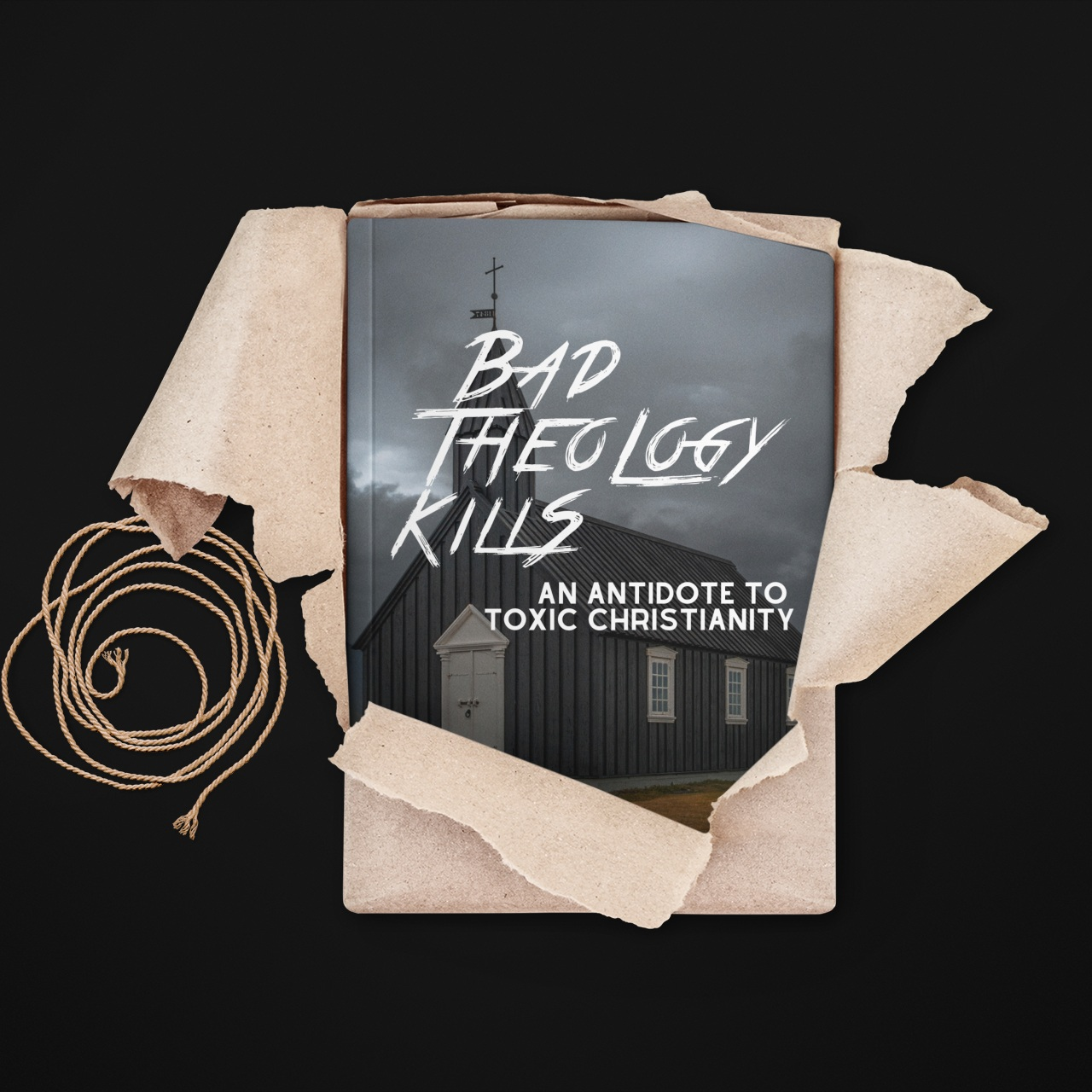 Bad Theology Kills: an antidote to Toxic ChristianityComing December 2019 - Sign up for my mailing list below to be the first to know about pre-sales, book tour, and all that good shit.