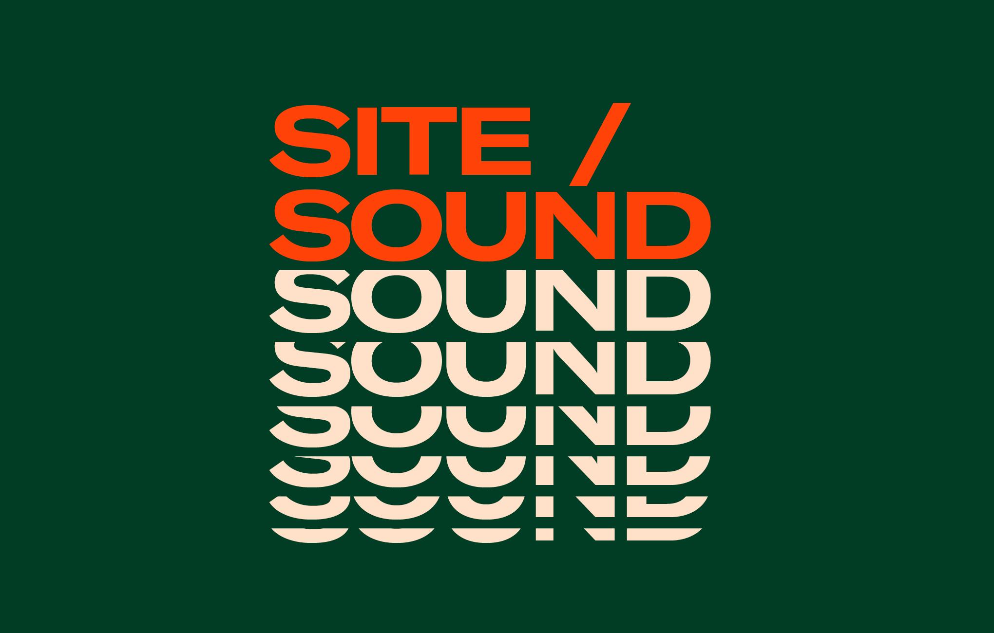 Site/Sound