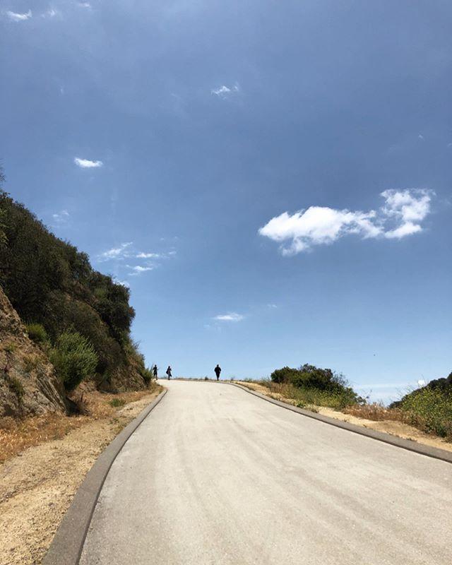 Runyon canyon ☀️