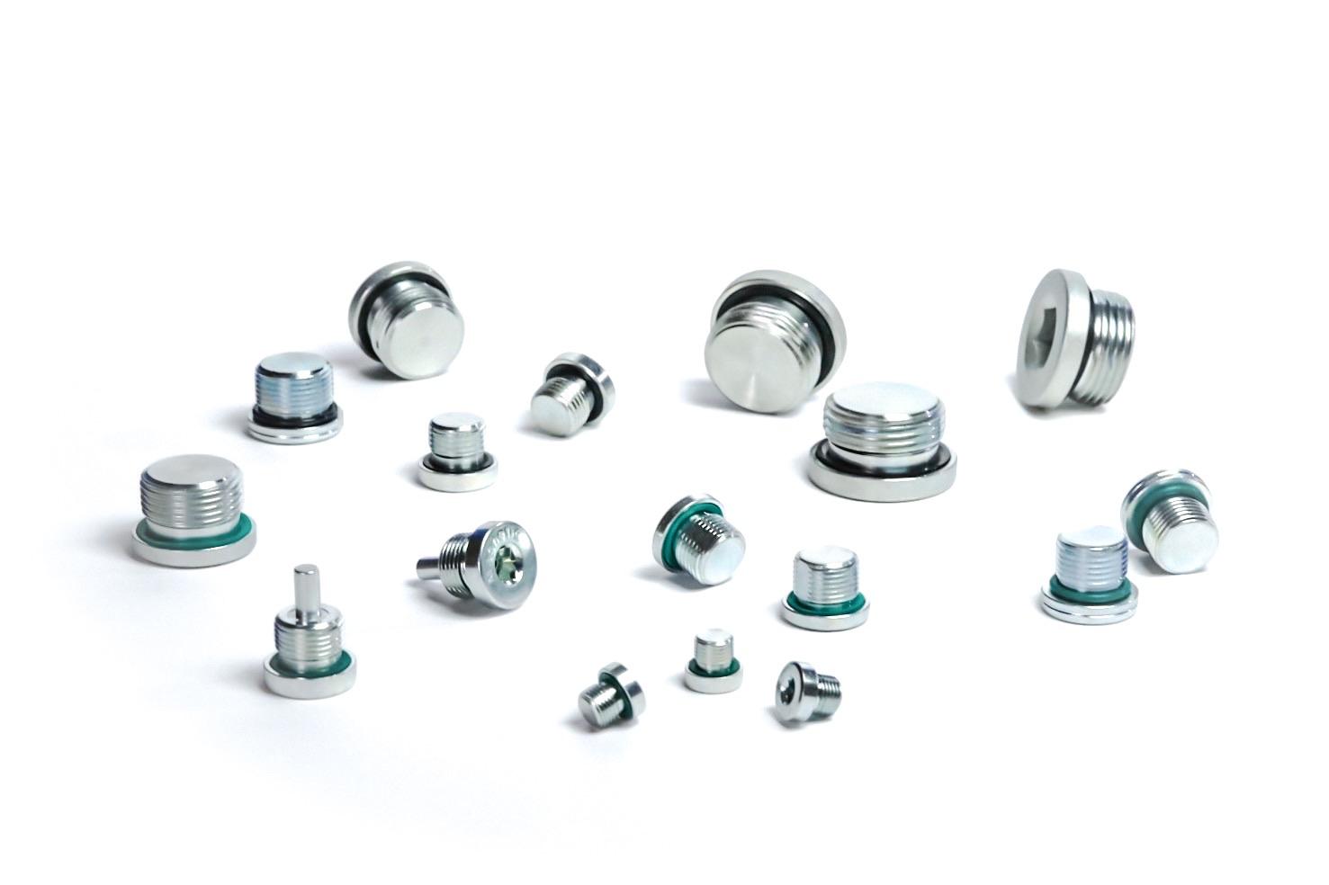 Verschlussschrauben - VSTI / DIN 906 / DIN 908 / DIN 910