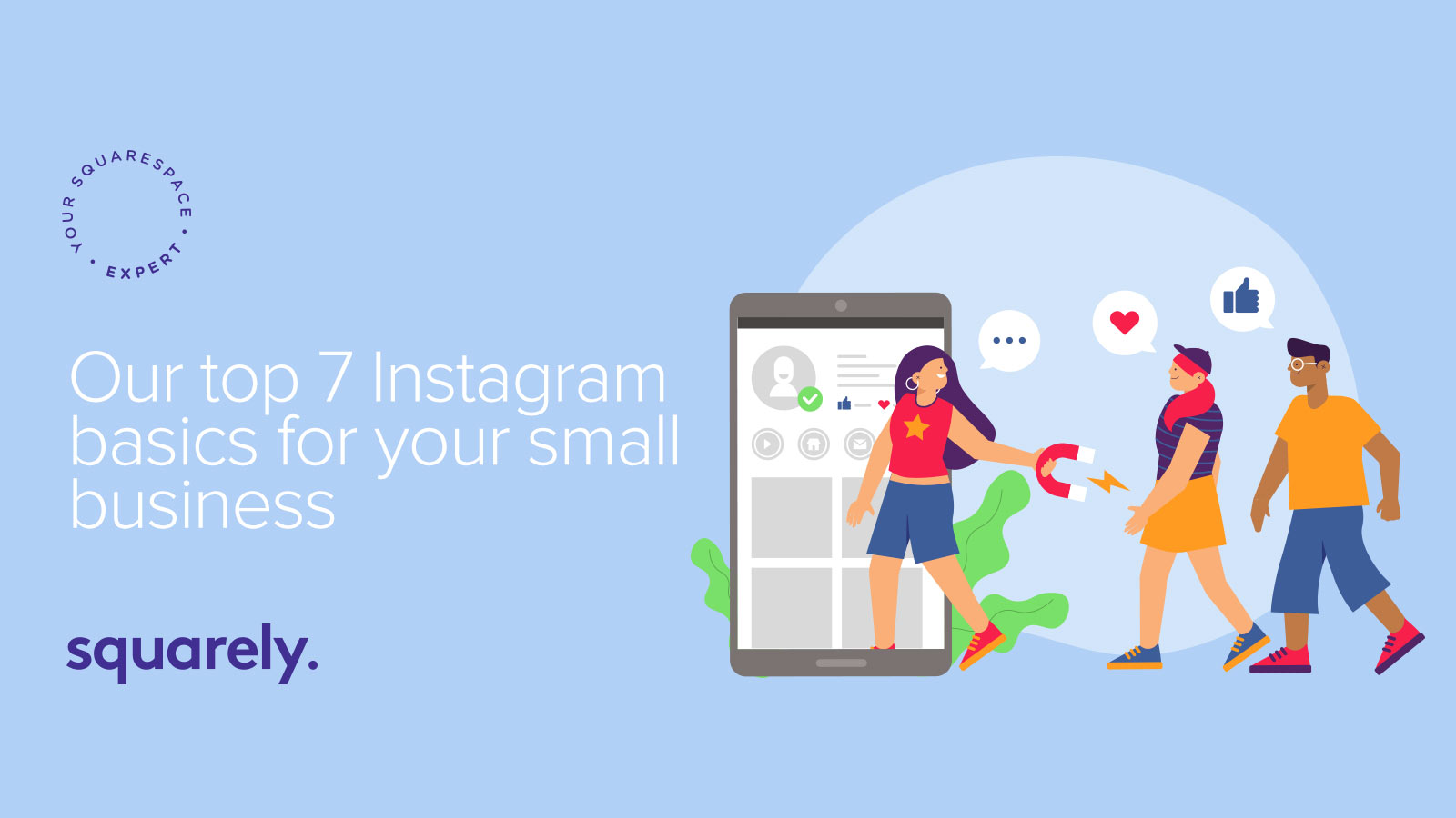 Read our article on top tips for Instagram for your small business.