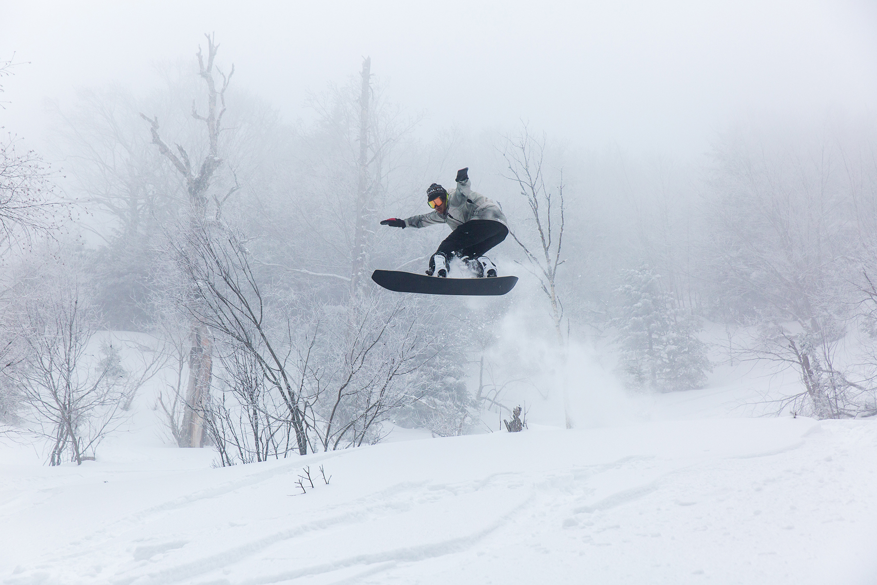 Ralph Kucharek, VT backcountry . ph: Shem Roose