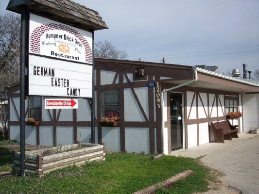Brick Oven Restaurant