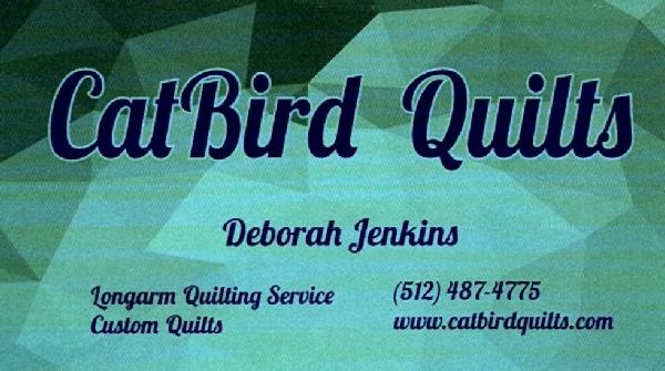 CatBird Quilts