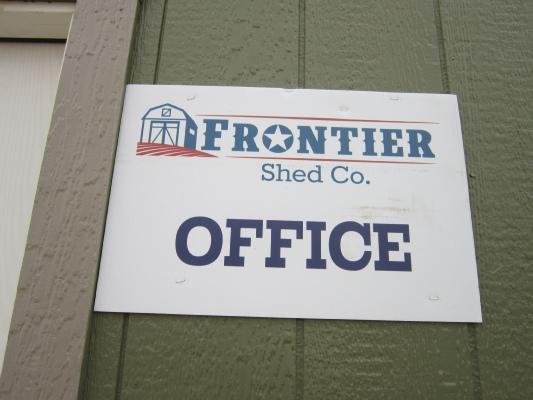 Frontier Shed Co