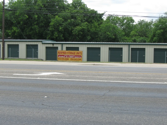 Kempner Storage Units