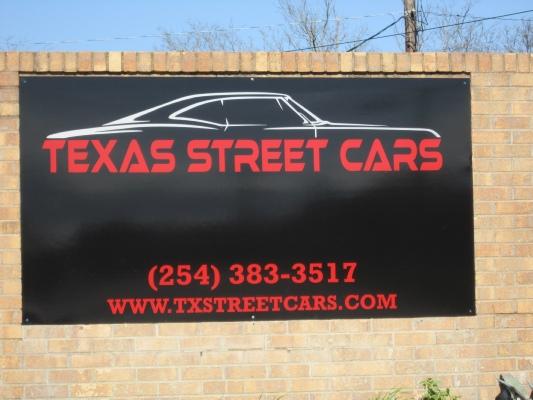 Texas Street Cars