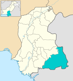 Tharparkar province in Sindh, Pakistan