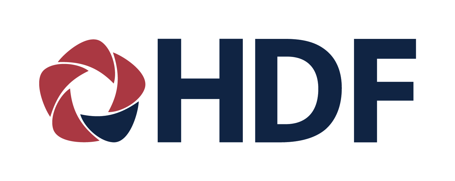 Our Partner: - Learn how HDF helps people help themselves.