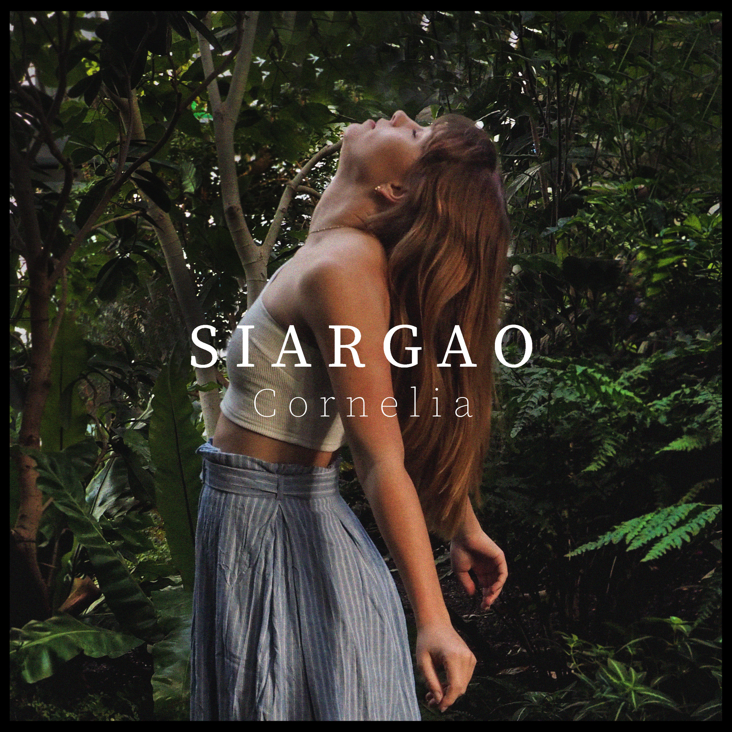 New Single Out Now - It is her very first release and it features a soothing guitar picking pattern, harmonised backing vocals and a dreamy string section. Siargao is the name of a remote island in the Philippines.