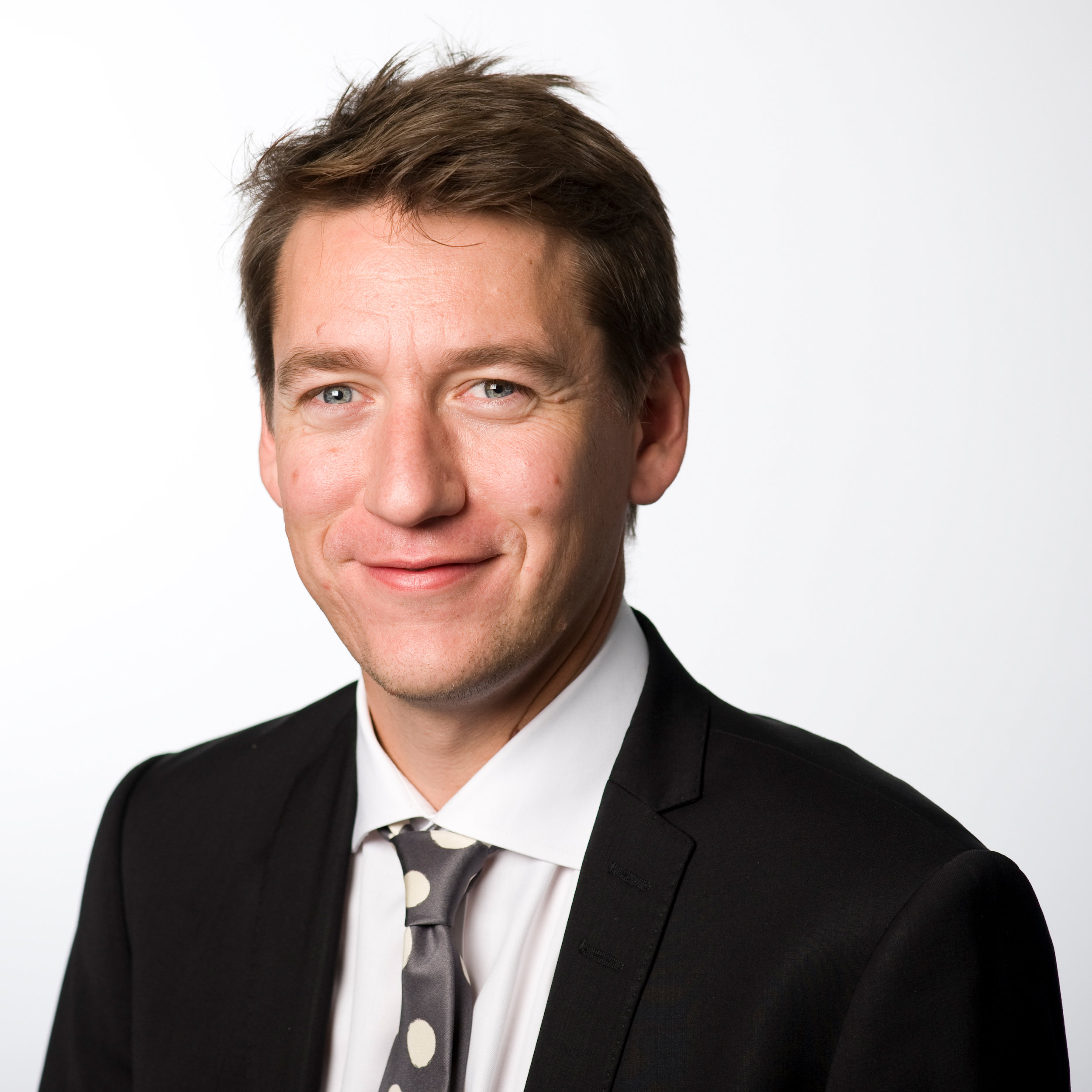 Richard Monks - Director of Strategy, UK Financial Conduct Authority