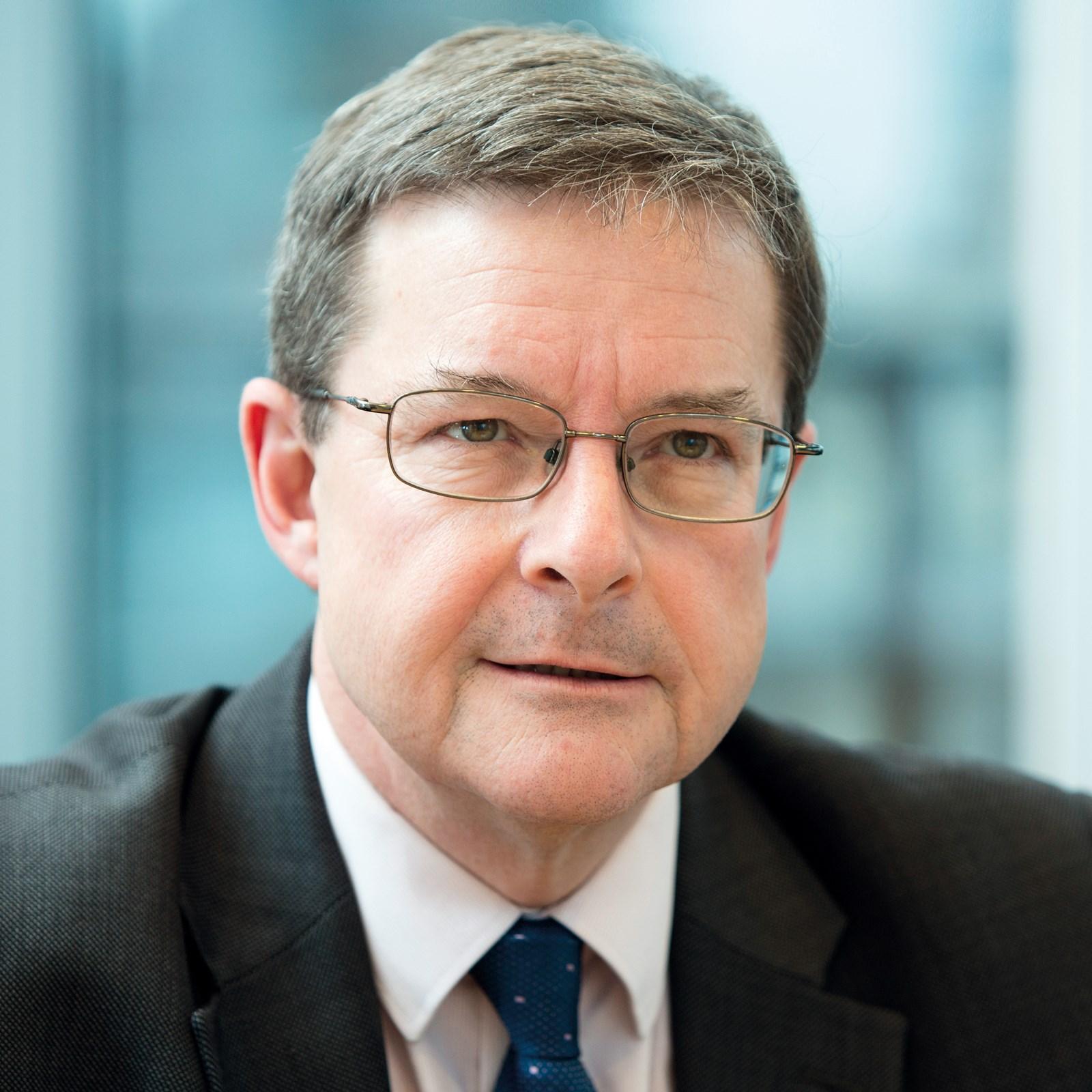 Chair, John Godfrey - Corporate Affairs Director, Legal & General