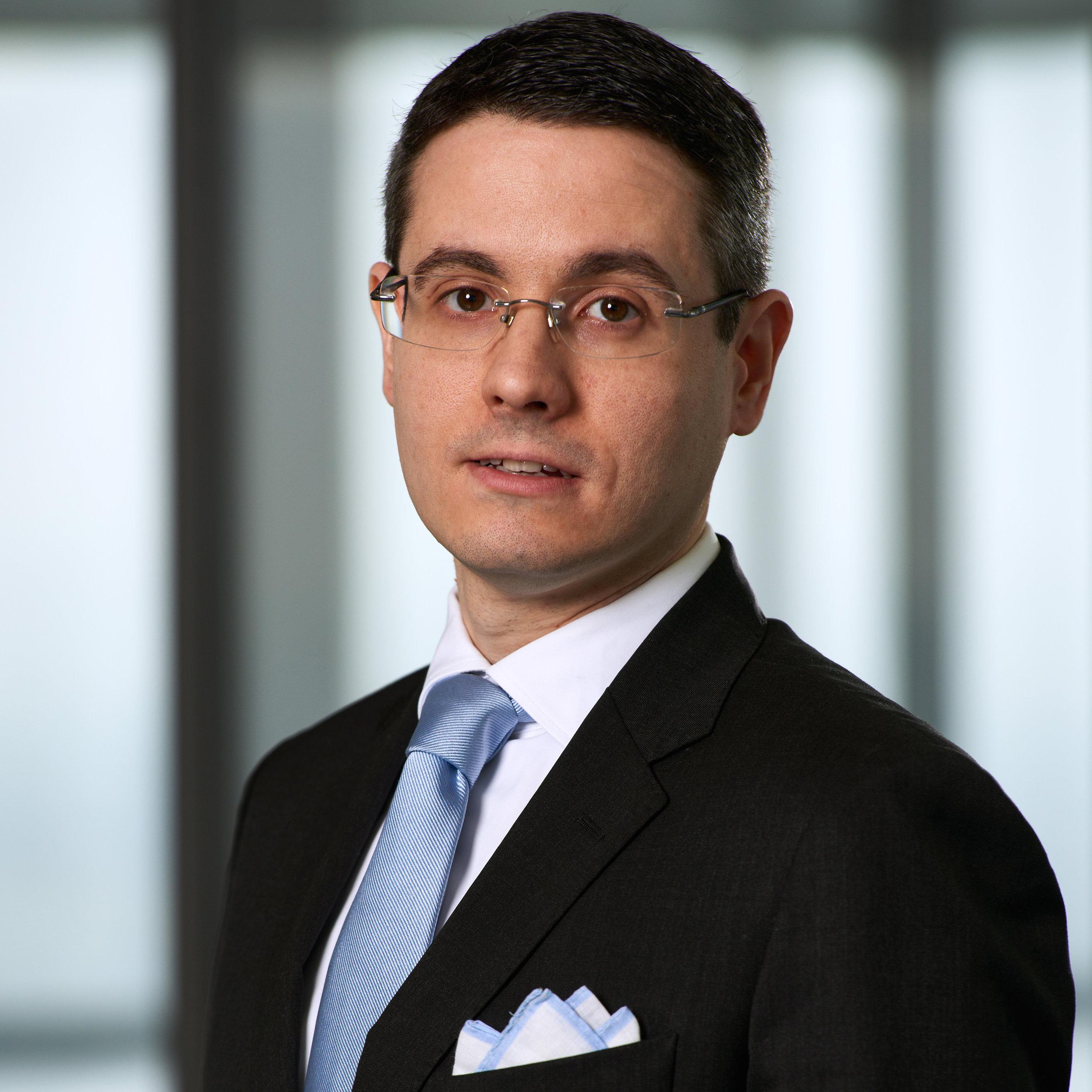 Luca Tres - Head of Health, Securis LLPRead Biography