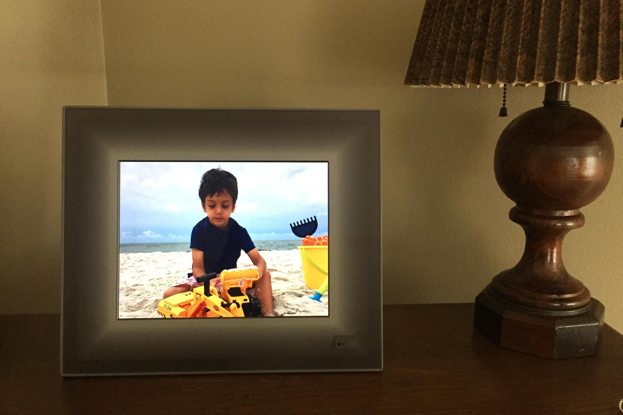 Aura Digital Picture Frames -