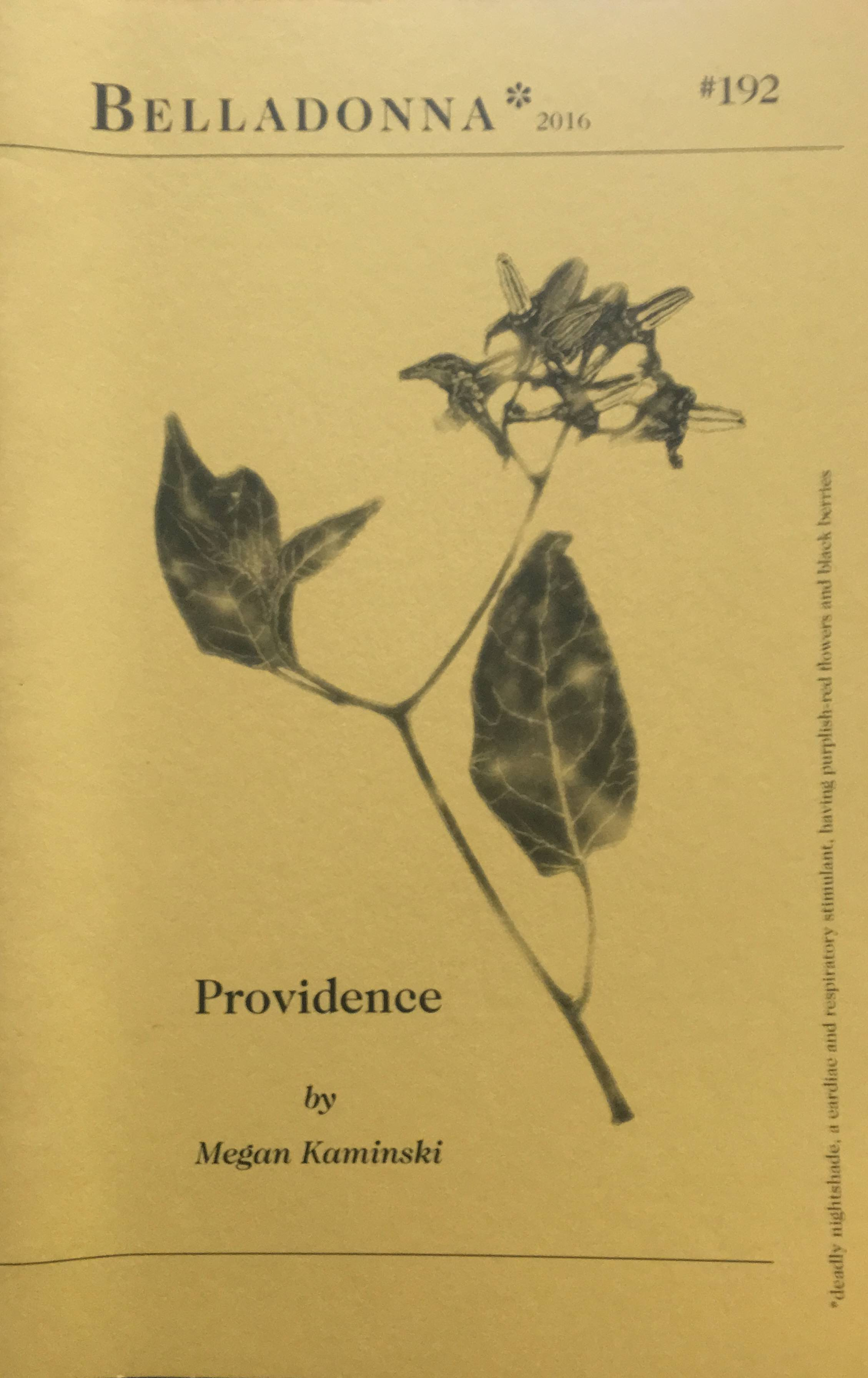 Providence (#192)
