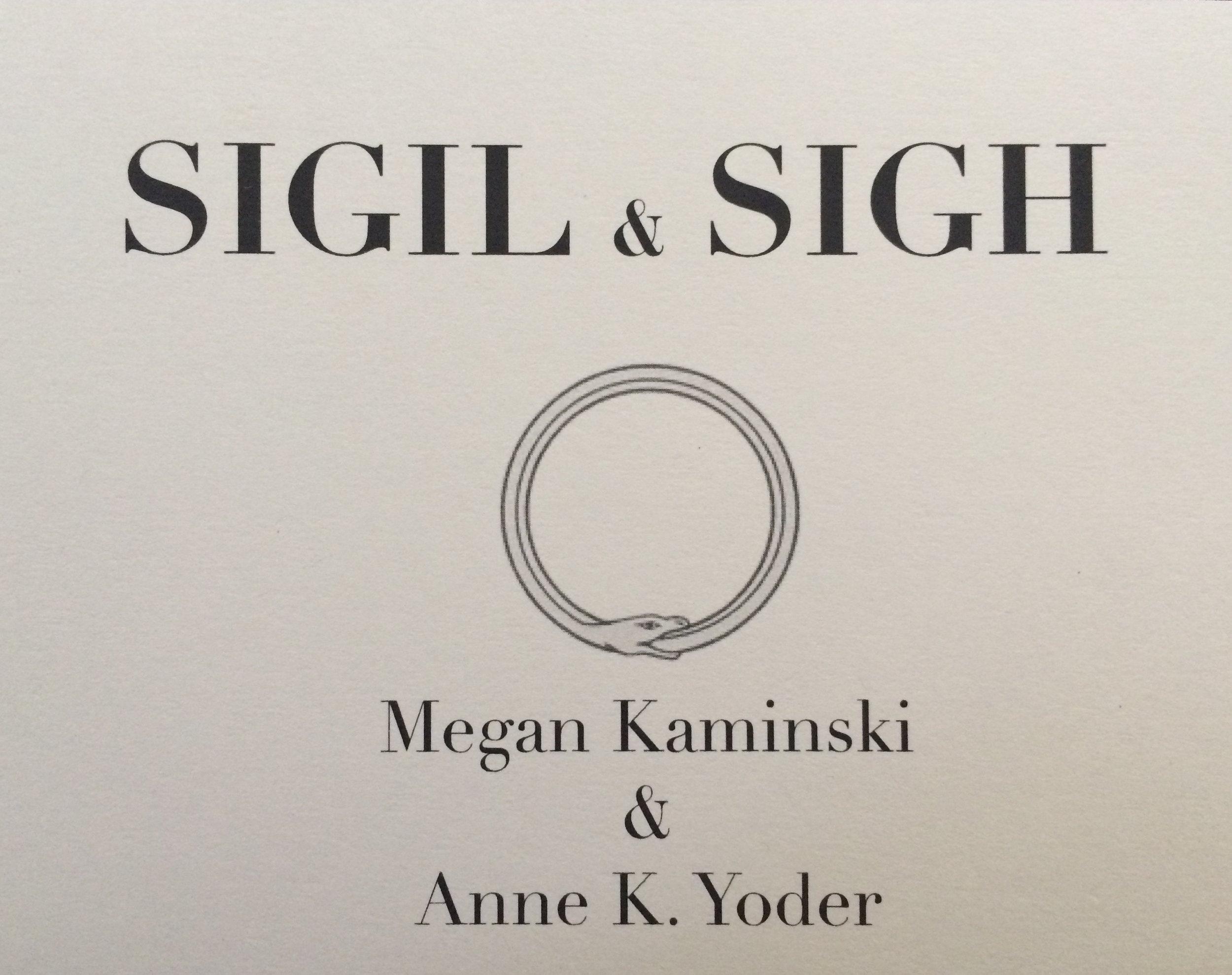 Sigil & Sigh