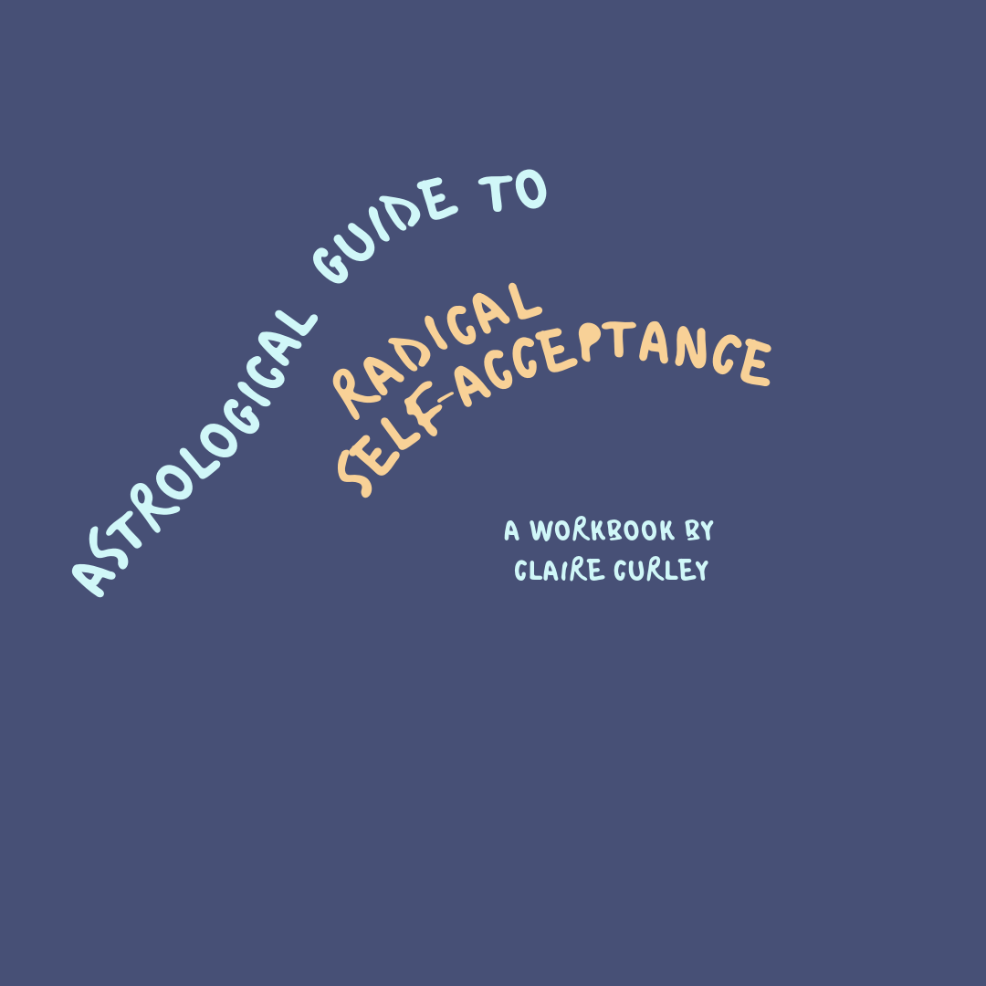 Astrological Guide to RadicalSelf-Acceptance: a Workbook - Use this workbook to learn about yourself through your ascendant, sun, and moon signs. You will be guided through finding your signs, navigating their meaning, and synthesizing them to form a complex understanding of yourself.Upon payment, a pdf of the zine will be emailed to you within one business day! ++ you'll need to know your birthdate, location, and time for this workbook++