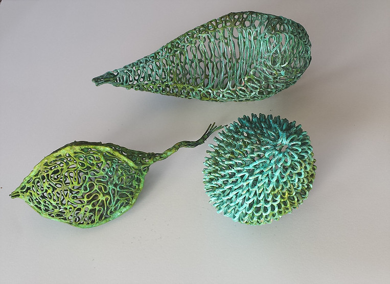 CLUSTER OF PODS