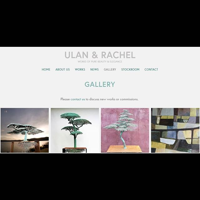 Our new website  ulanandrachel.com  is now up #artcollaboration  #awardwinningsculpture #australiansculpture  #treesculptures #sculptureinlandscape  #outdoorartwork  #sculptures #awardwinningartists #coppersculpture  #bronzesculptures #landscapedesign #artandwine  #sculpture #australiansculptors #bronzeartwork #contemporarysculptures  # artandarchitecture#botanicalart #treesculpture#contemporayabstractpainting