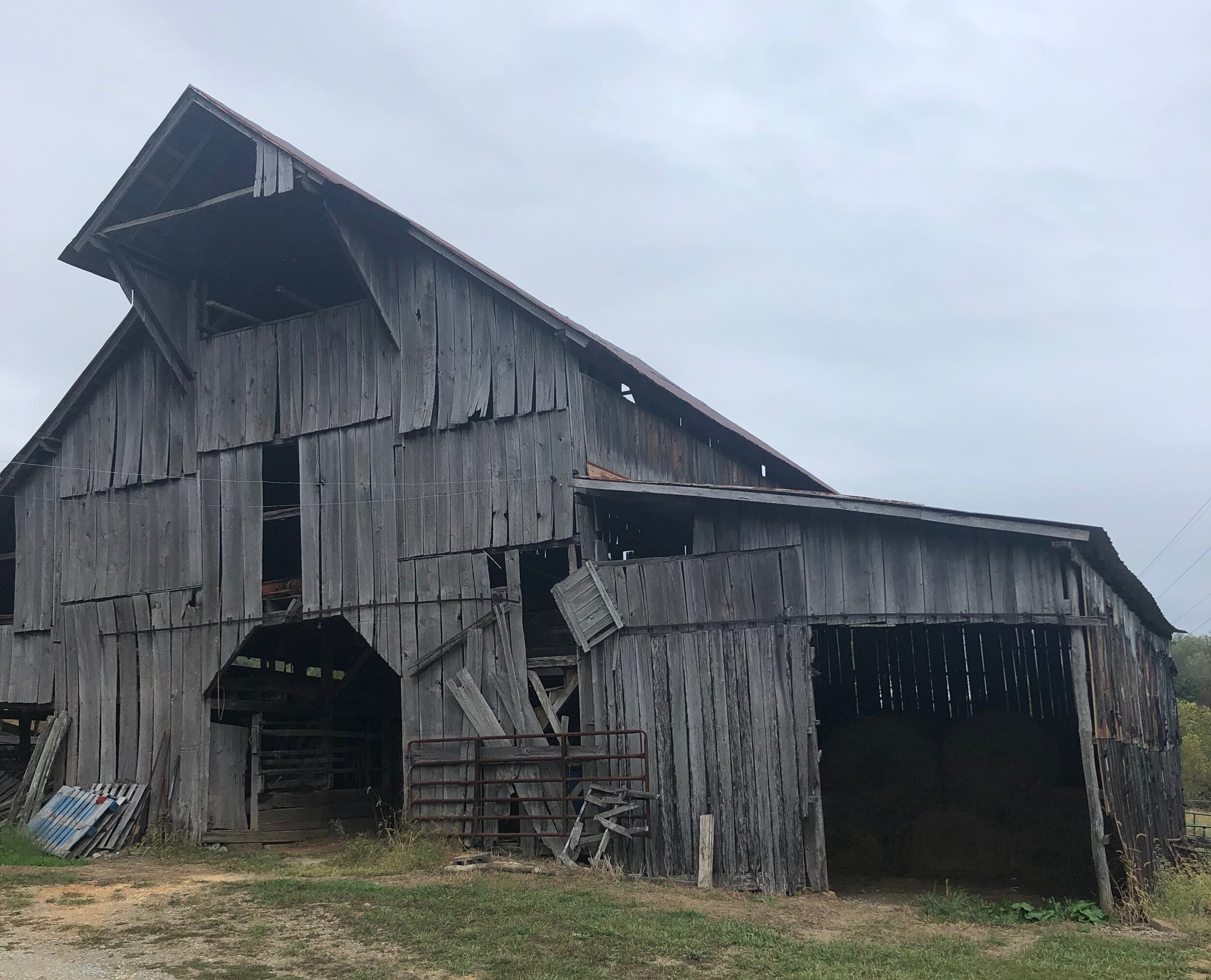 The last Tennessee barn…