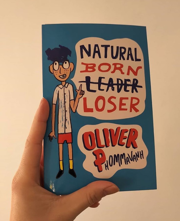 Oliver's latest book