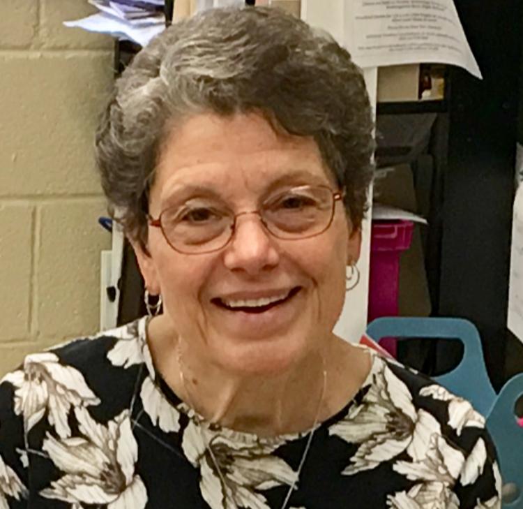 Mrs. Kathryn Osbourn, Kindergarten
