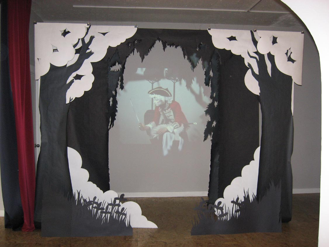 Installation at Johansson Projects, Oakland CA, 2010. Part of  The Velveteen Order  (with Keer Tanchak)