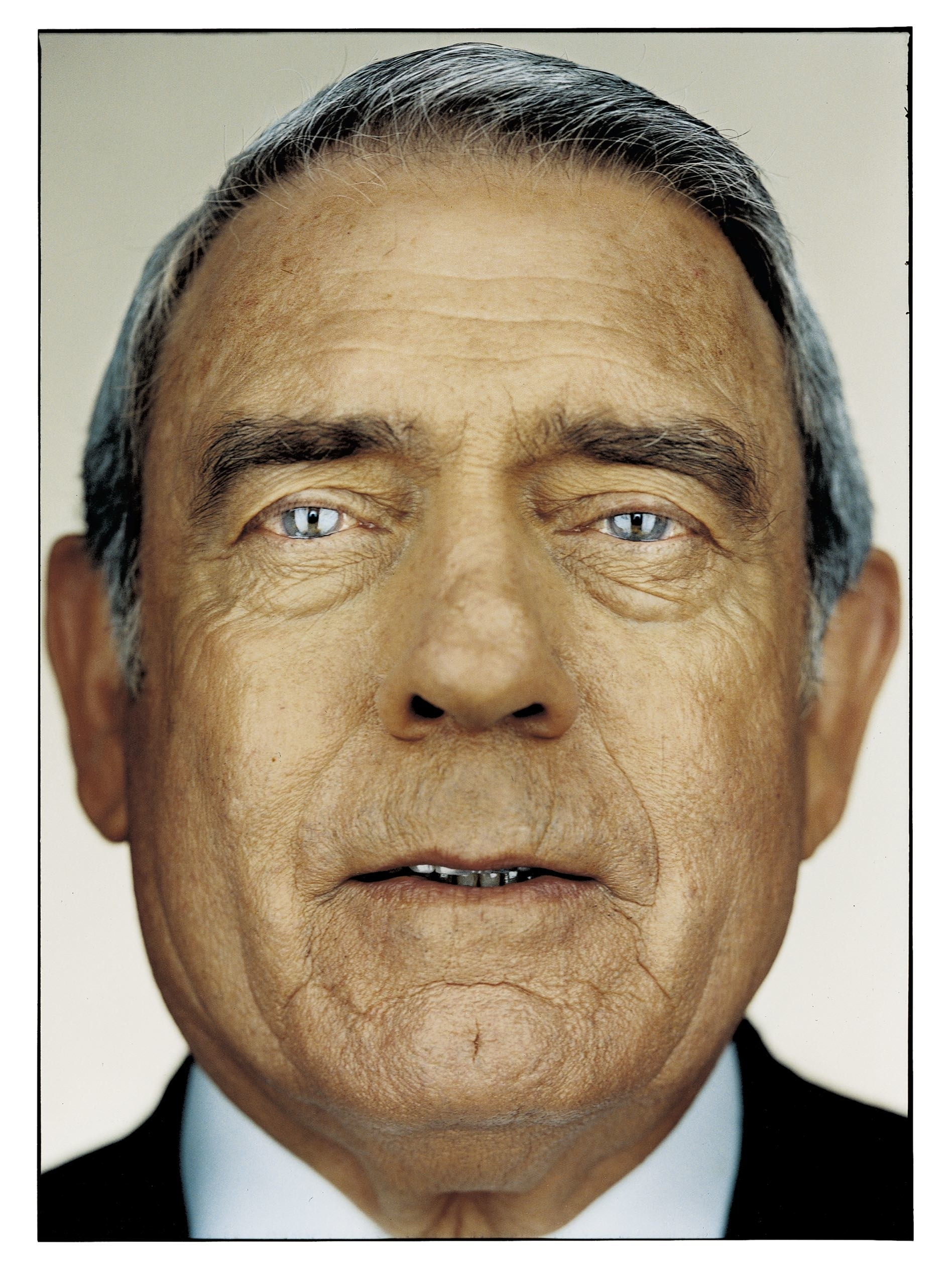 Photograph for The New Yorker by Martin Schoeller / Corbis