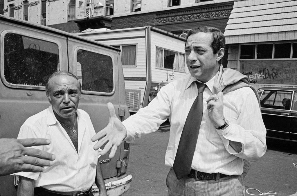 Mario Cuomo, 1977. Photograph by Richard Kalvar / Magnum