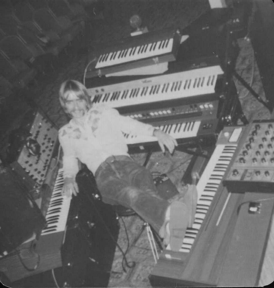 Vintage Paul Mills - touring 1975- BW.jpg