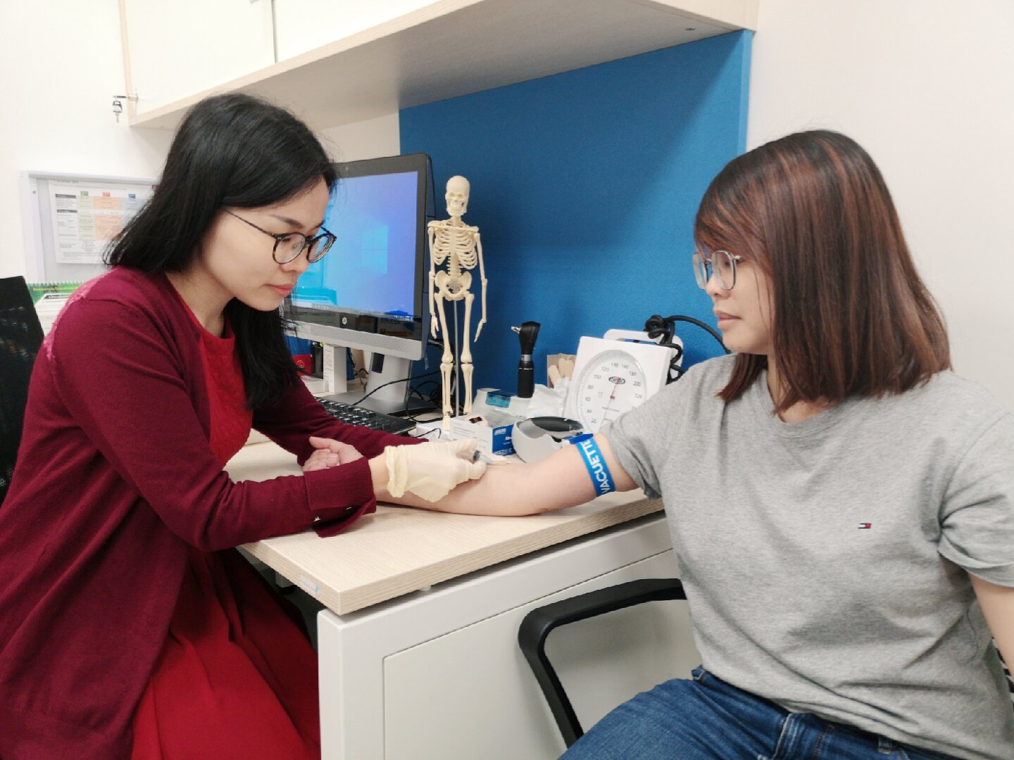 Blood Test Packages - Available at all GP+ Clinics islandwide